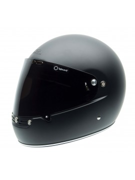 NZI full face helmet Street Track Matt Black