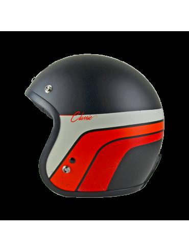 ORIGINE capacete jet Primo Classic Black_2