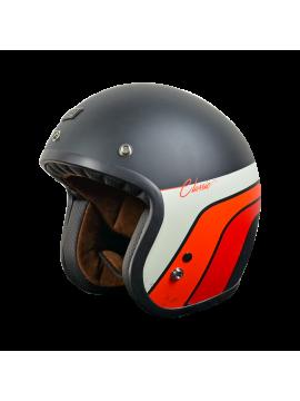 ORIGINE capacete jet Primo Classic Black
