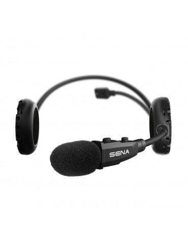 SENA intercom open face helmet 3S_1