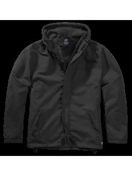 Brandit blusão Windbreaker preto