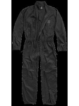 Brandit macacão Flightsuit preto