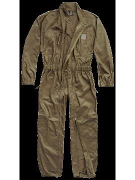 Brandit overall Flightsuit olive