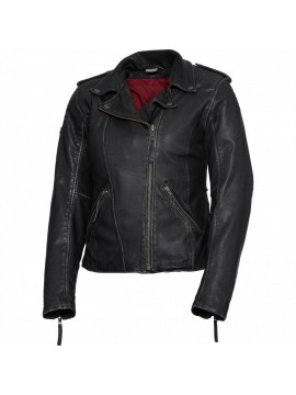 SPIRIT MOTORS ladie leather jacket 2.0