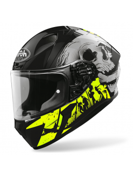 AIROH helmet Valor Akuna Yellow_2