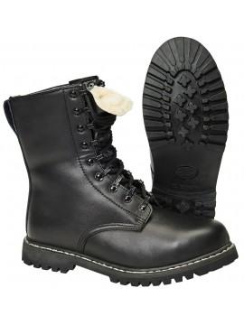 Brandit botas de combate forradas Springerstiefel