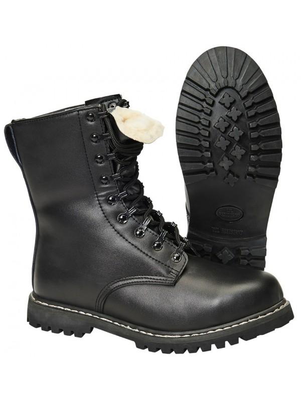 Brandit Springerstiefel with lining combat boots