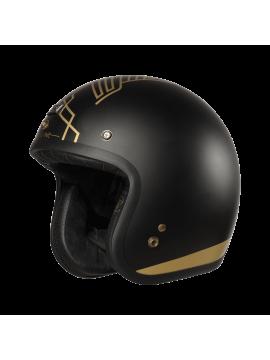 ORIGINE capacete jet Primo Ten black