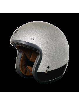 ORIGINE capacete jet Primo Cosmo silver