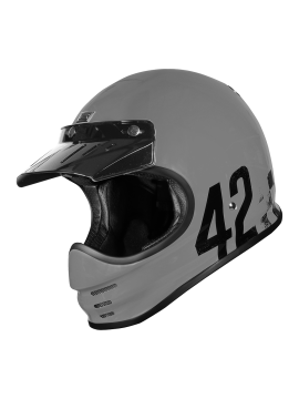 ORIGINE helmet VIRGO DANNY grey