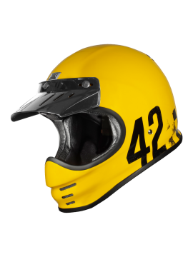 ORIGINE helmet VIRGO DANNY yellow