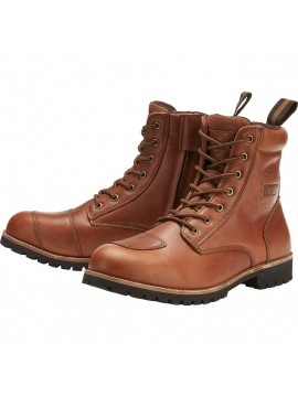 Spirit Motors leather boots Urban 8.0 brown