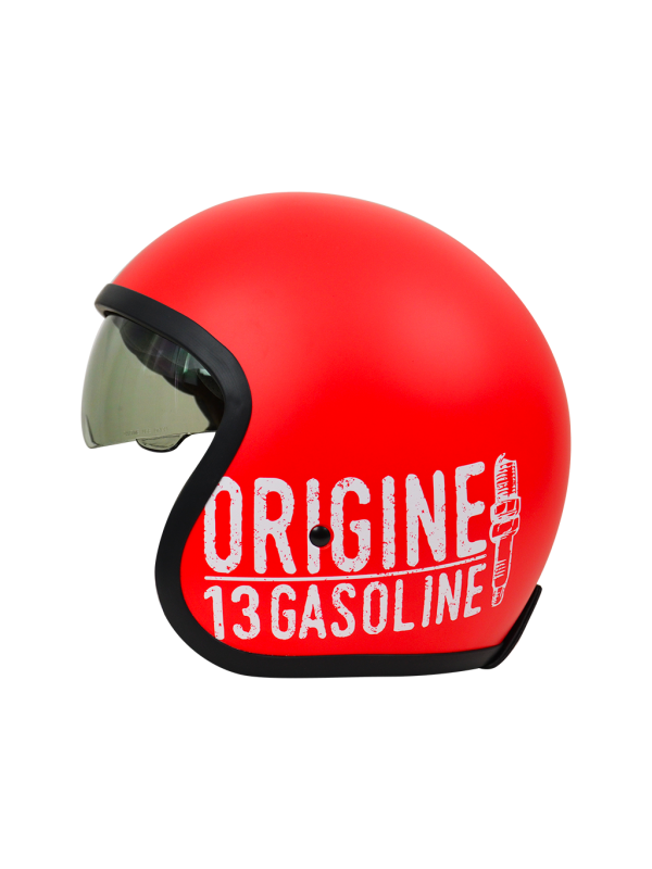 ORIGINE helmet Sprint Gasoline red