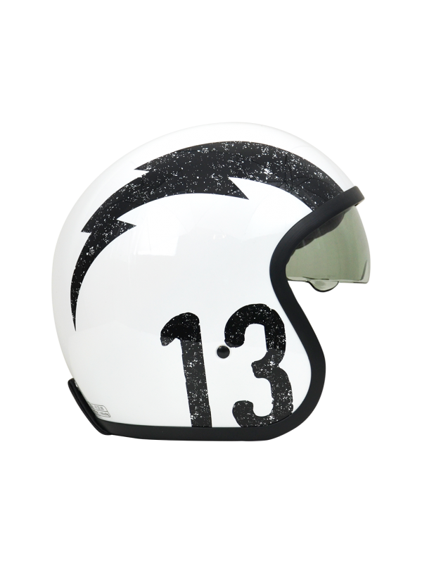 ORIGINE helmet Sprint Gasoline white