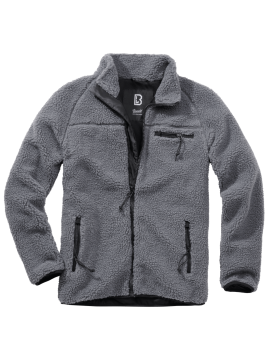 Brandit jacket Teddy anthracite