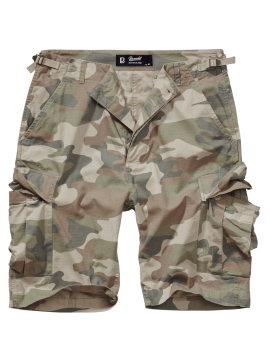 Brandit shorts BDU light woodland