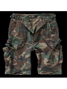 Brandit shorts BDU woodland