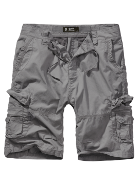 Brandit shorts Ty charcoal grey