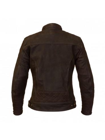 MERLIN Mia lady leather jacket brown_2