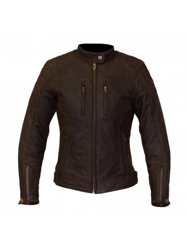 MERLIN Mia lady leather jacket brown_1