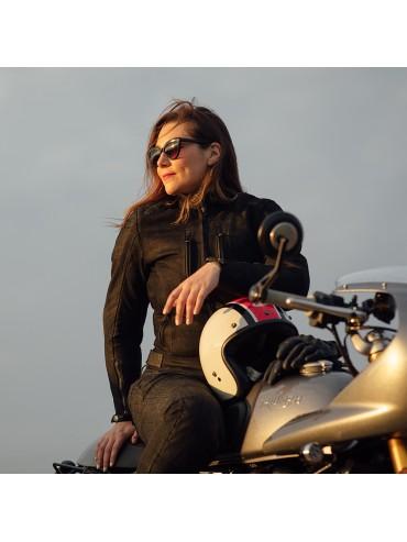MERLIN Mia lady leather jacket  brown_3