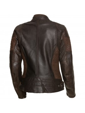 SPIRIT MOTORS lady leather jacket 1.0 brown_1