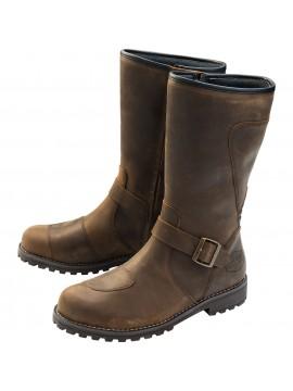 Spirit Motors leather boots Urban 1.0 brown