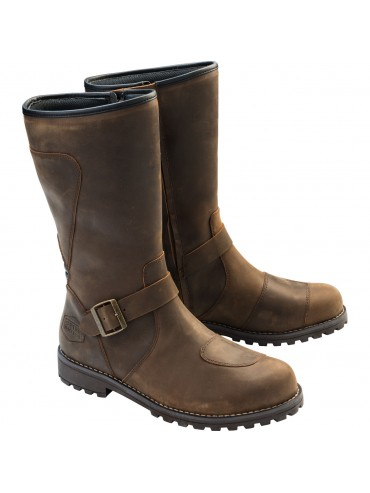 Spirit Motors leather boots Urban 1.0 brown_5
