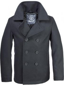Brandit casaco Pea black