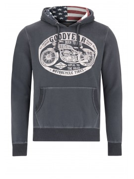 GOODYEAR sweatshirt Lincoln