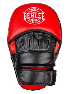BENLEE BIGGER Leather Trainer Hook&Jab Pads