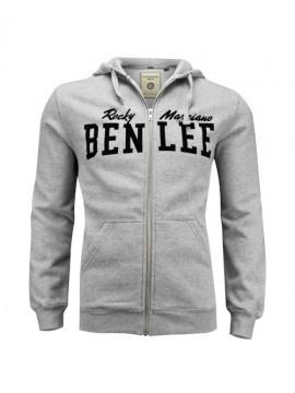 BENLEE sweatshirt de fecho com capuz Danny Lee