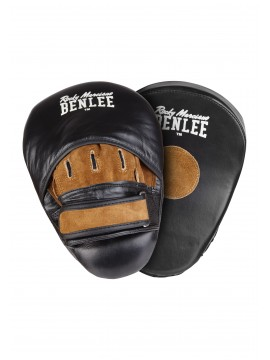 BENLEE MOORE Leather Trainer Hook&Jab Pads