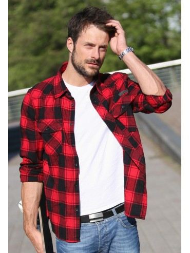 Brandit flannel Check shirt