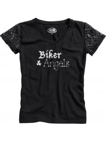 Spirit Motors Angels ladies T-shirt