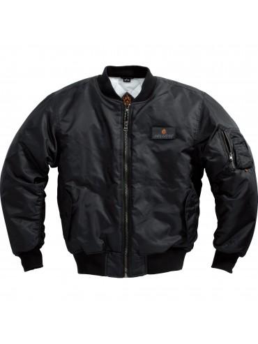 Hellfire Bomber jacket