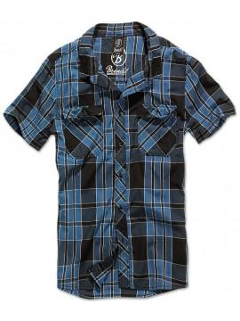 Brandit camisa ROADSTAR_indigo