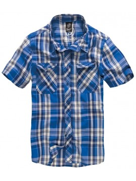Brandit camisa ROADSTAR_blue