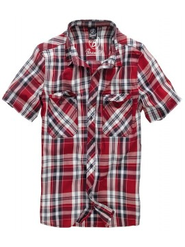 Brandit camisa ROADSTAR_red