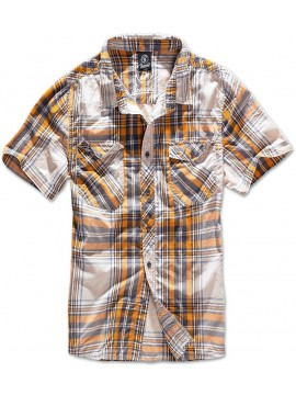 Brandit camisa ROADSTAR_sand-yellow