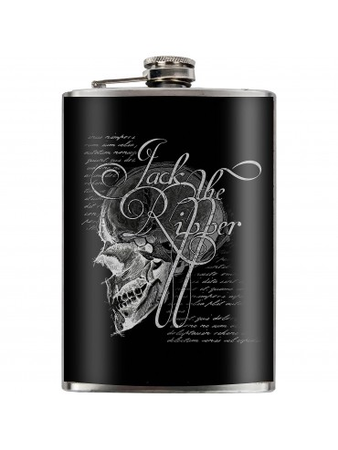 Jack's Inn 54, Jack the Ripper flask