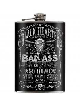 Jack's Inn 54 Bad Ass flask