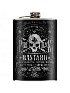Jack's Inn 54, Bastard flask