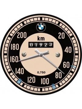 Nostalgic-Art Wall Relógio BMW – Speedometer