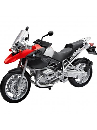 Moto BMW R 1200 GS em escala 1:12 da New Ray