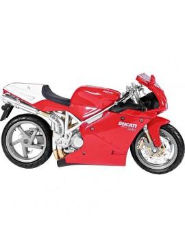 New Ray moto miniatura Ducati 998S