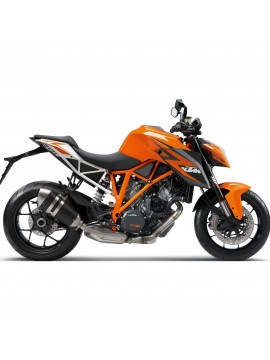 Moto  KTM 1290 Superduke R em escala 1:12 da New Ray
