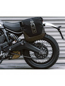 Legend Gear LC2 : bolsa lateral esquerda  de 13,5 litros