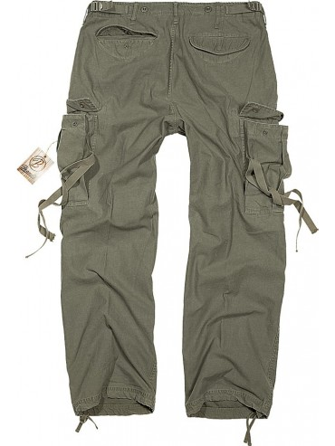 Brandit calças M-65 Vintage olive