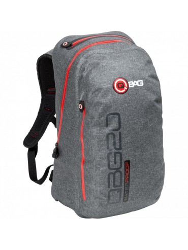 QBAG BACKPACK 12 GREY 20 LITER